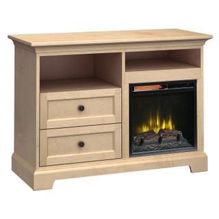 FP46D Fireplace Custom TV Console