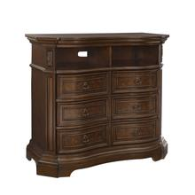 Edington 6 Drawer Entertainment Console