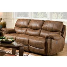 Richmond Reclining Sofa w/ Nail Head Trim
