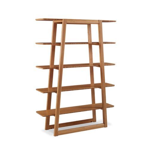 Greenington Fine Bamboo Furniture - Currant Bookshelf, Caramelized