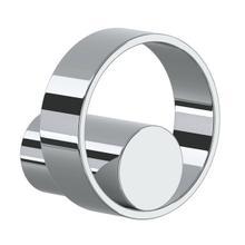 See Details - Eclissi Robe Hook - Polished Chrome