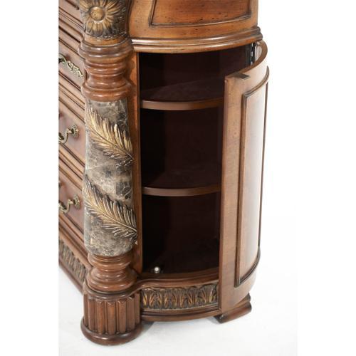 Dresser & Mirror (3 Pc)