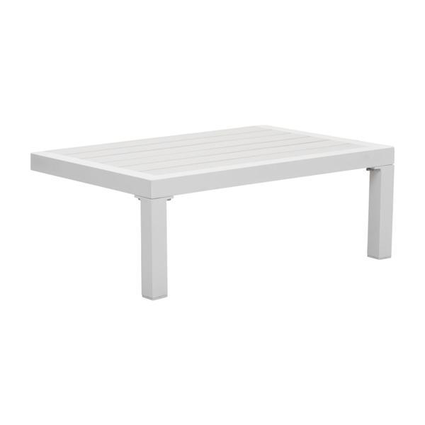 See Details - Santorini Side Table White