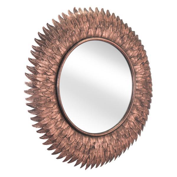 See Details - Rhoda Mirror Copper