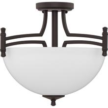 View Product - Billingsley Semi-Flush Mount in Old Bronze