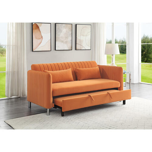 Gallery - Convertible Studio Sofa with Pull-out Bed