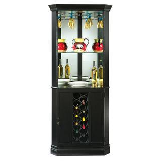 690-048 Piedmont VII Corner Wine & Bar Cabinet