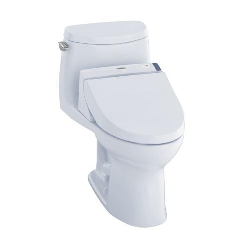 UltraMax II 1G WASHLET®+ C200 One-Piece Toilet - 1.0 GPF - Cotton