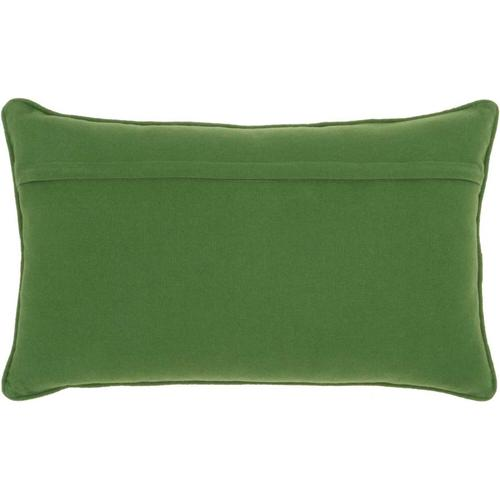 """Home for the Holiday St013 Multicolor 12"""" X 20"""" Throw Pillow"""