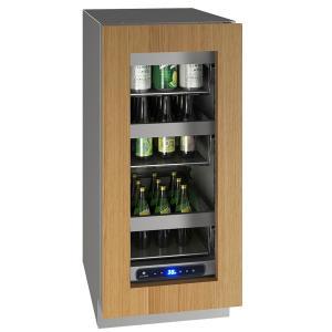 "U-LineHre515 15"" Refrigerator With Integrated Frame Finish (115 V/60 Hz Volts /60 Hz Hz)"