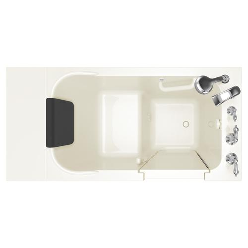 Premium Series 28x48 Walk-in Tub  Right Drain  American Standard - Linen