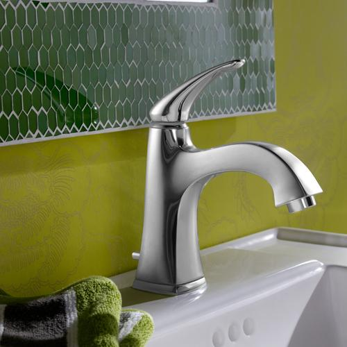 American Standard - Copeland Single-Hole Faucet  American Standard - Polished Chrome