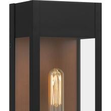 View Product - Maren Outdoor Lantern in Matte Black
