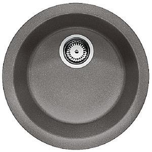 Rondo Bar Sink - Metallic Gray