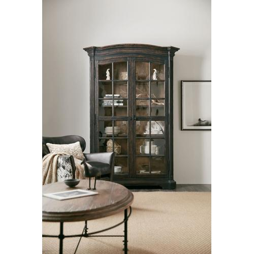Dining Room La Grange Mullins Prairie Display Cabinet