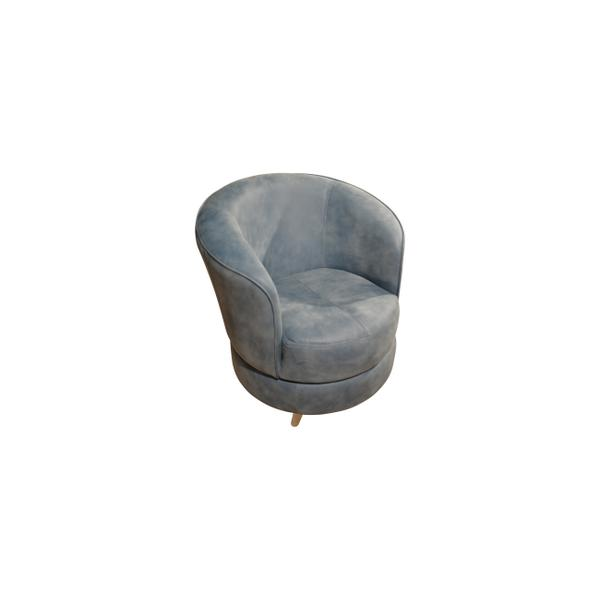 See Details - Shelby Swivel Accent Chair