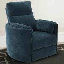RADIUS - PEACOCK Power Swivel Glider Recliner