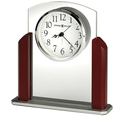 Howard Miller Landon Glass Alarm & Table Clock 645791