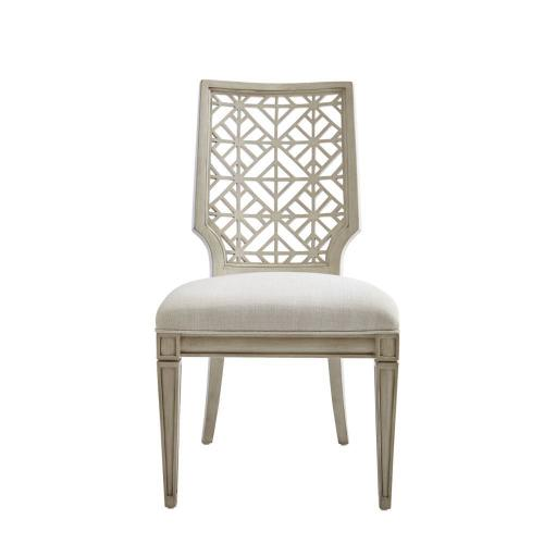 Latitude Side Chair - Oyster