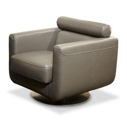 Novelo Leather Swivel Chair