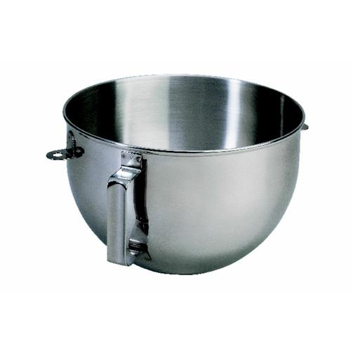 Gallery - 5-Qt. Bowl-Lift Polished Stainless Steel Bowl with Flat Handle - Other
