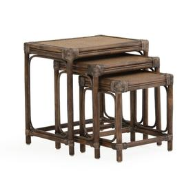 """22"""" x 16"""" Set of 3 Nested Tables"""