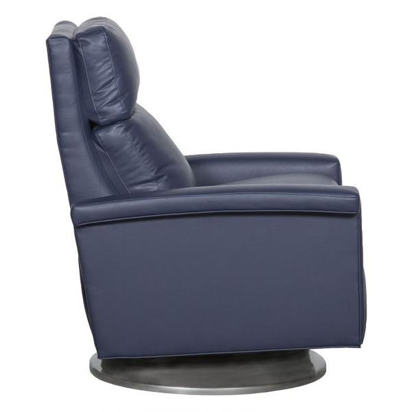 See Details - Margo Manual Push Back Swivel Recline with Cymbal Base