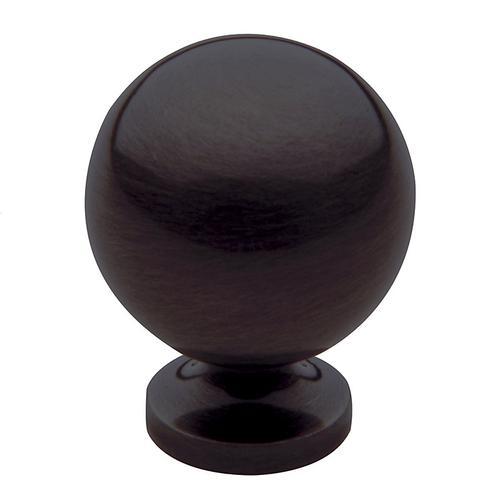 Baldwin - Venetian Bronze Spherical Knob