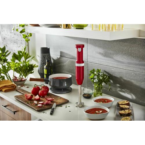 Gallery - Cordless Variable Speed Hand Blender - Passion Red