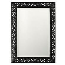 View Product - Bristol Mirror - Glossy Black