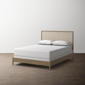 MODERN Emilia Cal King Panel Bed