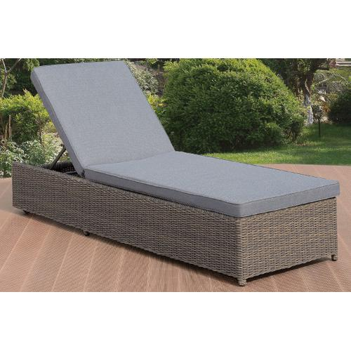 Outdoor Adjustable Lounger