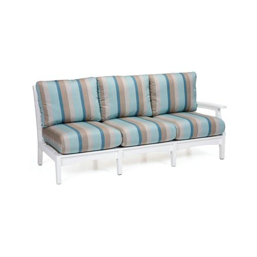 Classic Terrace Left Arm Sectional Sofa