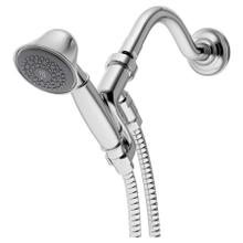 See Details - Hand Shower, With Arm, 1 Mode - Polished Chrome
