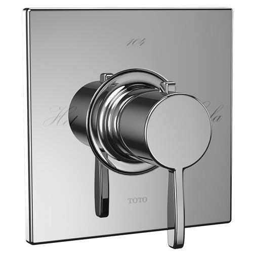 Aimes® Thermostatic Mixing Valve Trim - Polished Chrome Finish