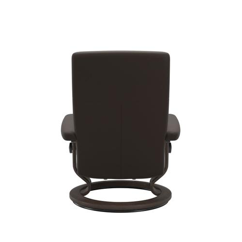 Stressless By Ekornes - Stressless® Dover (M) Classic chair with footstool
