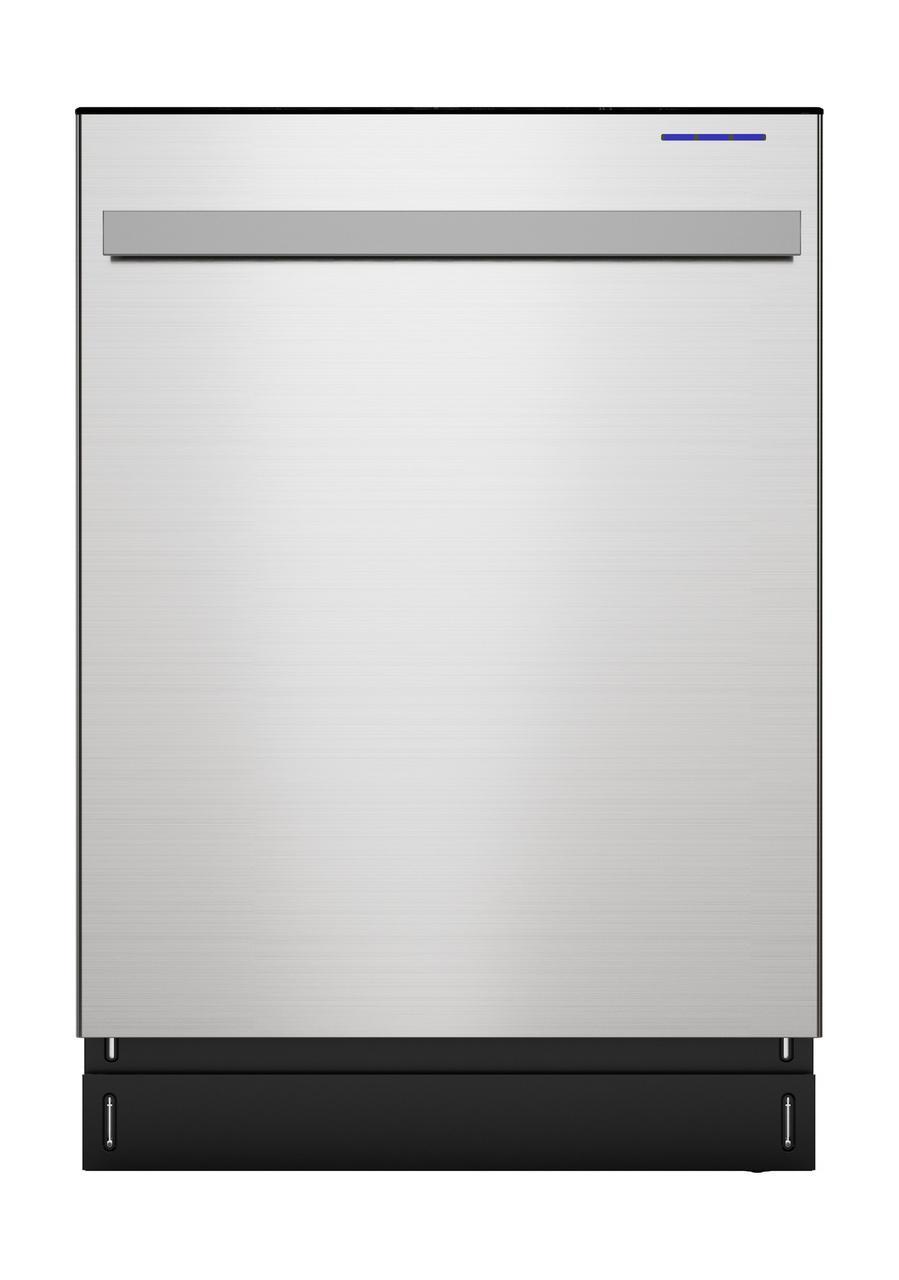 SharpSharp 24 In. Slide-In Stainless Steel Dishwasher