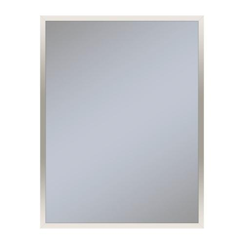 """Profiles 23-1/4"""" X 30"""" X 4"""" Framed Cabinet In Polished Nickel and Non-electric With Reversible Hinge (non-handed)"""