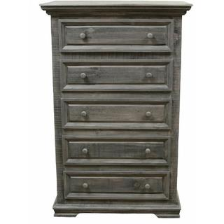 See Details - Charcoal Gray Coliseo Chest