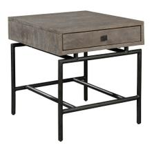 2-4503 Sedona One Drawer Lamp Table