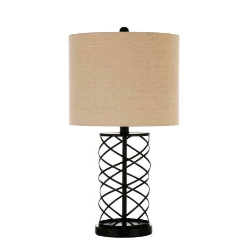 Coaster - Transitional Bronze Table Lamp