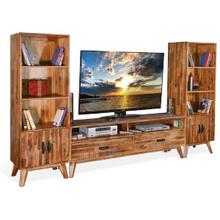 "74"" Media Stand"