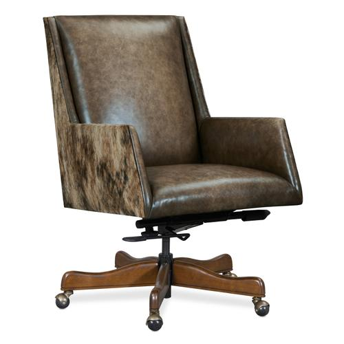 Hooker Furniture - Rives Executive Swivel Tilt Chair