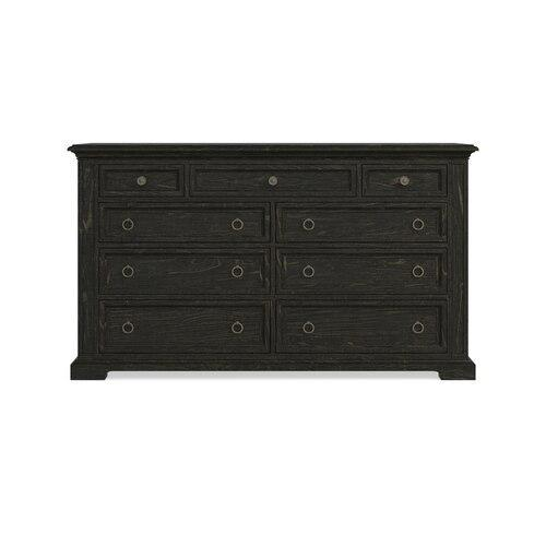 Woodridge 9 Drawer Dresser