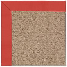 Creative Concepts-Grassy Mtn. Canvas Paprika Machine Tufted Rugs
