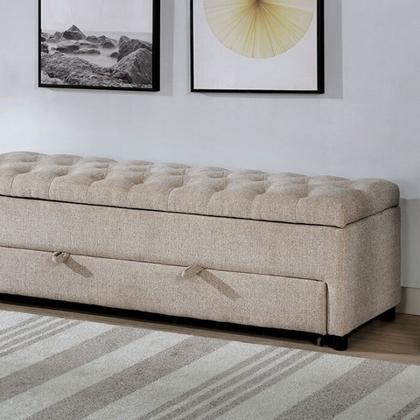 See Details - Aguda Storage Bench