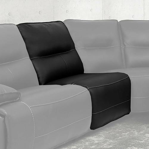 Parker House - SPARTACUS - BLACK Armless Chair
