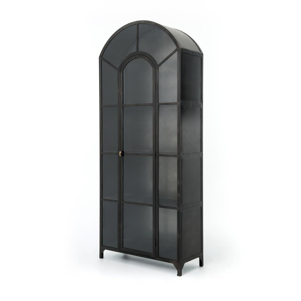 Black Finish Belmont Metal Cabinet