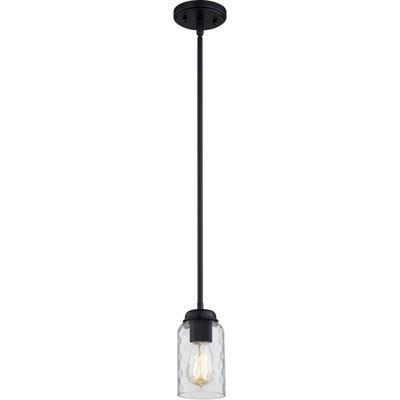 See Details - Blanche Mini Pendant in Matte Black
