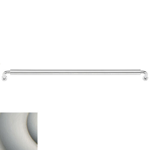 Baldwin - Satin Nickel with Lifetime Finish Hollywood Hills Appliance Pull